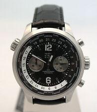 """Orologio TCM modello """"Chrono GMT"""" Ore del Mondo automatico"""