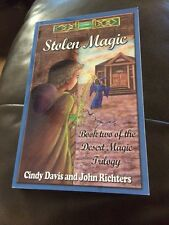 Stolen Magic by Cindy Davis and John Richters (2009, Paperback)