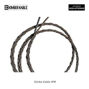 Kimber Kable 4PR Speaker Cable, (price $22 is per meter)