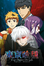 Tokyo Ghoul Poster - Conflict - New Japanese Manga poster FP4045