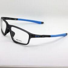 Sport A Crosslink Zero Eyeglasses Rx Eyewear Frames Satin Grey Smoke OX8080-0158