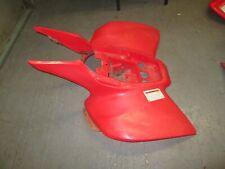 HONDA TRX 90 SPORTTRAX 90EX QUAD REAR MUDGUARD FENDER  RED
