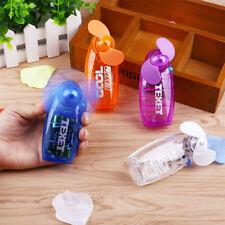 Spray Mini Water Fan Fashion 1 Pcs Portable Hand-held Travel Camp