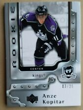 2006-2007 The Cup #173 ANZE KOPITAR  Rookie Platinum Parallel 03/25 KINGS