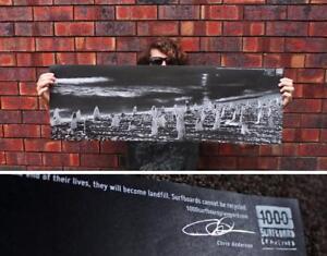 1000 Surfboard Graveyard Artist Prints ALL ECTO BODYSURFING ACCESSORIES