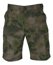 A-TACS FG Camo BDU Cargo Shorts by PROPPER F5261 - Zipper Fly - FREE SHIPPING