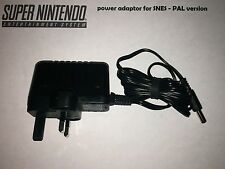 Super Nintendo SNES - Replacement Power Supply 9VDC 2A UK STOCK PSU