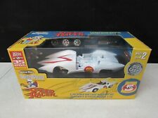 SPEED RACER BODY SHOP 35th YEAR 1/18 SCALE DIECAST CAR  ( ASSEMBLY REQUIRED )