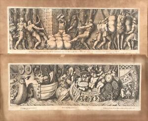 Antica incisione - Stampa Antica