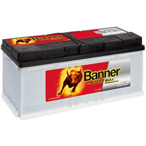Banner Power Bull PRO Professional Autobatterie 100Ah - 820A 12Volt P10040