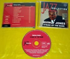 CD - JAZZ COLLECTION  Quincy Jones - Strike Up the Band •••• USATO