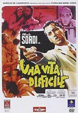 Dvd UNA VITA DIFFICILE- (1961) ***Alberto Sordi***.....NUOVO