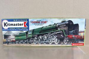 KITMASTER 22 BR 2-10-0 CLASS 9F LOCOMOTIVE 92220 EVENING STAR KIT nz