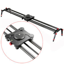 "39""/1m Carbon Fiber Camera Track Slider Video Stabilizer Time-lapse photography"