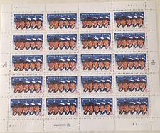 US #3174 Women in Military Service 1997 Full Sheet 20 x 32c MNH