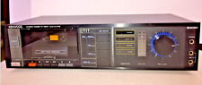 Vintage Kenwood Stereo Cassette Deck Kx-31B Sold As Is Powers on works