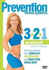 PREVENTION FITNESS SYSTEMS 3-2-1 WORKOUT DVD