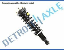 New Complete Front Left or Right Ready Struts W/ Coil Springs & Mounts - 2WD