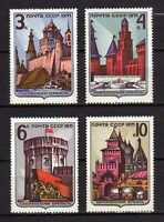 15259) Russia 1971 MNH New Historic Buildings