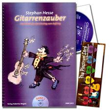 Gitarrenzauber 1 - Gitarrenschule mit CD, Plektrum SET - KN1413 - 9990051337631