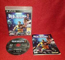 Dead Rising 2 (Sony PlayStation 3 PS3, 2010)