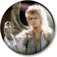 "DAVID BOWIE THE GOBLIN KING LABYRINTH 25mm 1"" Pin Button Badge Movie Film (2)"