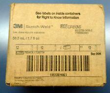 3M DP810NS Tan Scotch-Weld Low Odor Acrylic Adhesive 48.5 mL 1.64 oz 12 per case