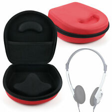 Hard EVA Case (Red) For Philips SBCHL145, SHP1800/00, SHB9150, SHL9705A, SHB7000