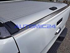 Ladekantenschutz Ford Ranger 12- Edelstahl Kofferraum Leiste Hinten Stossstange