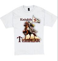 Knights Templar T-Shirt Mens Various Sizes-----Brand New----S-5XL