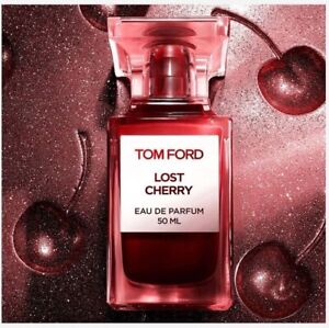 Tom Ford lost cherry. 50 ml. 1.7fl.oz. new with box