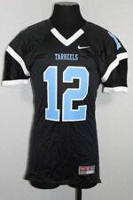 Nike Men's North Carolina Tarheels Football Jersey Black/Blue NWT LARGE (82)