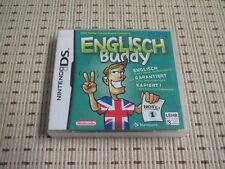 Anglais Buddy pour Nintendo DS, DS Lite, DSi xl, 3ds