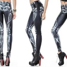 Skeleton Leggings Size Small New with Tags