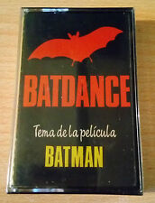 BATDANCE  - Various ‎ -  Cassette  Compilation  -  1989  Spain
