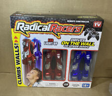 Radical Racers - Remote Controlled Wall-Climbing Car - As Seen on Tv, 2 Car