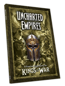 Kings of War 3rd Edition Uncharted Empires - BRAND NEW!!