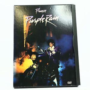 Purple Rain Prince Rare DVD R1 Snap Case Free Tracked Post