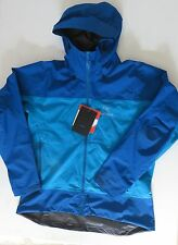 Men's Arcteryx Alpha comp hoody XXL 2XL  Gore shell Riptide  NWT new