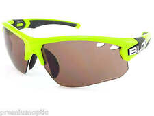 Bloc Titan X633s Sunglasses - Shiny Green