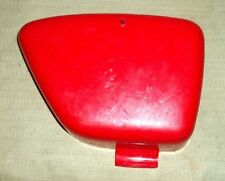 Nos Originales Honda C200 R Cubierta Lateral / Aire Cleaner-Red ~ P/N 17221 030