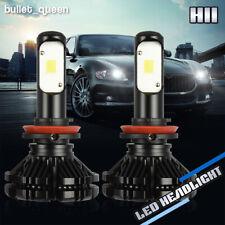 NSSC H11/H9/H8 LED Headlight Kit Low High Fog Light Bulbs 6000K 1000W 150000LM