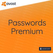 Avast Passwords Premium 2020 - 1 to 3 years for 1 user (Code Key)