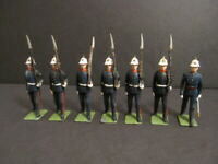 W.BRITAINS 7 Royal Marines Old Toy Soldier (11)