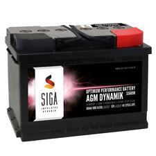 AGM Batterie 60AH 12V Boot Schiff Marine Bootsbatterie Auto AGM GEL Batterie
