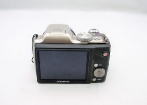 Olympus Digital Camera Sp-720Uz 1400 Million Pixels Cmos Optical 26 Times Zoom