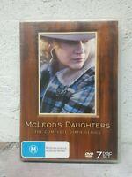 McLeod's Daughters - Season 6 (DVD, 7 Disc Set) R4 Series VERY RARE