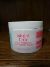 BLISS FabGirl Firm Body Firming & Contouring Cream Cruelty Free 5.8 oz. FS