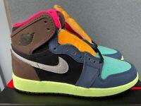NEW 2020 Nike Air Jordan 1 Hi I GS Retro sz 5Y 5 Y Tokyo Bio Hack grade school