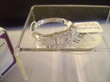 LIA SOPHIA Carat Cake Ring 3.5 ct. wt. of CZ's Size 11 RV $98 NIB